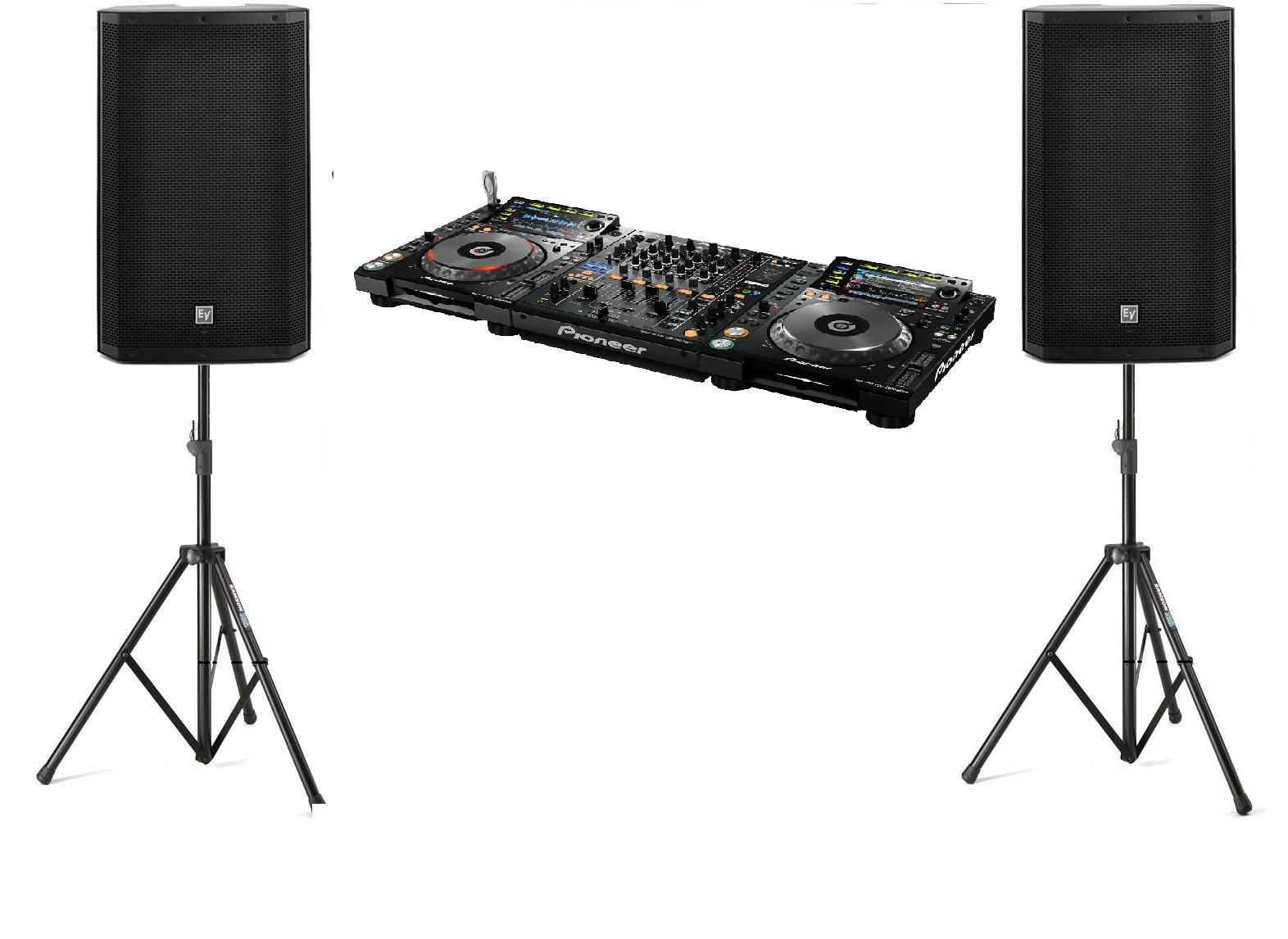 DJ set A 200
