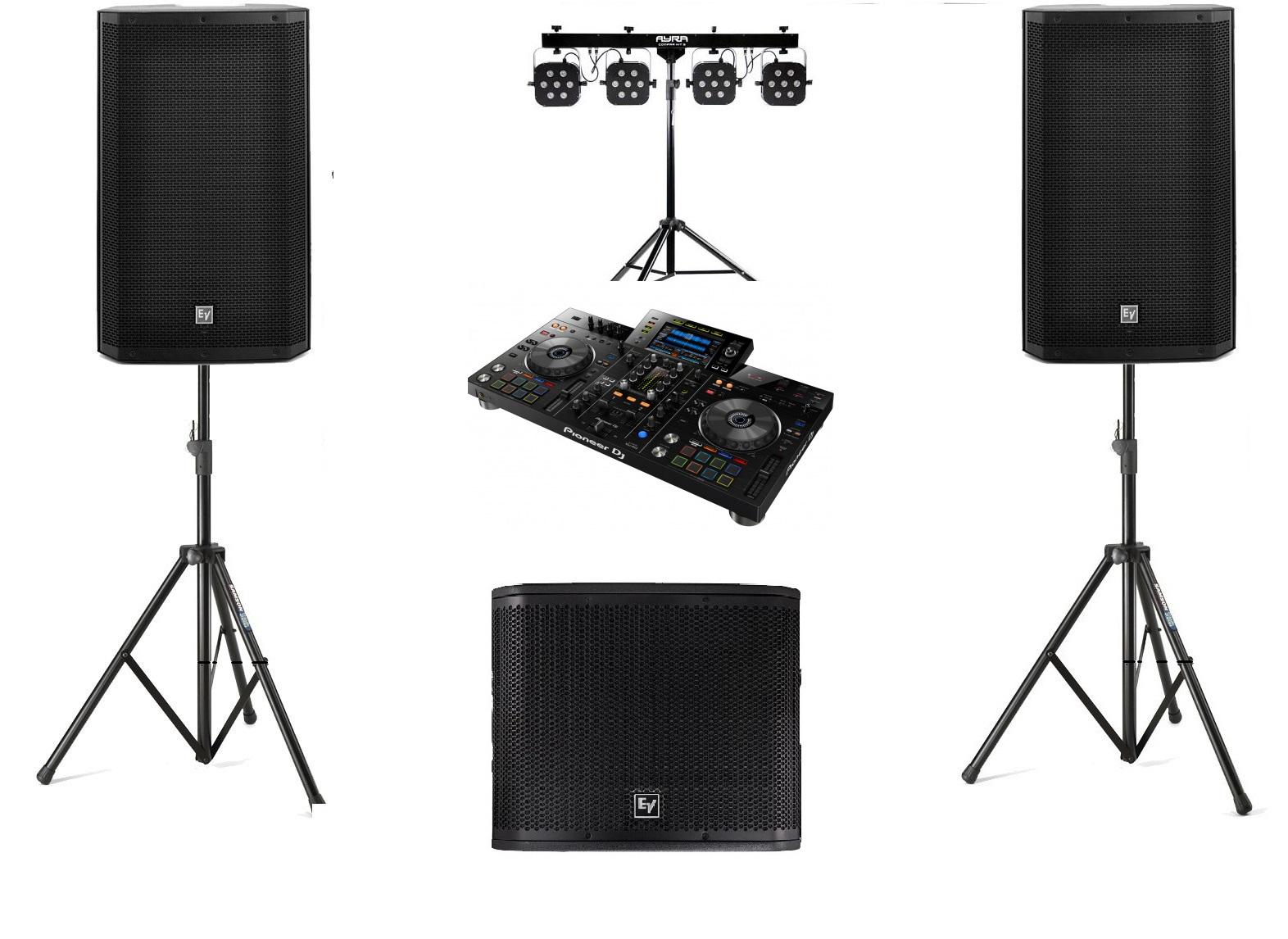 DJ set EL