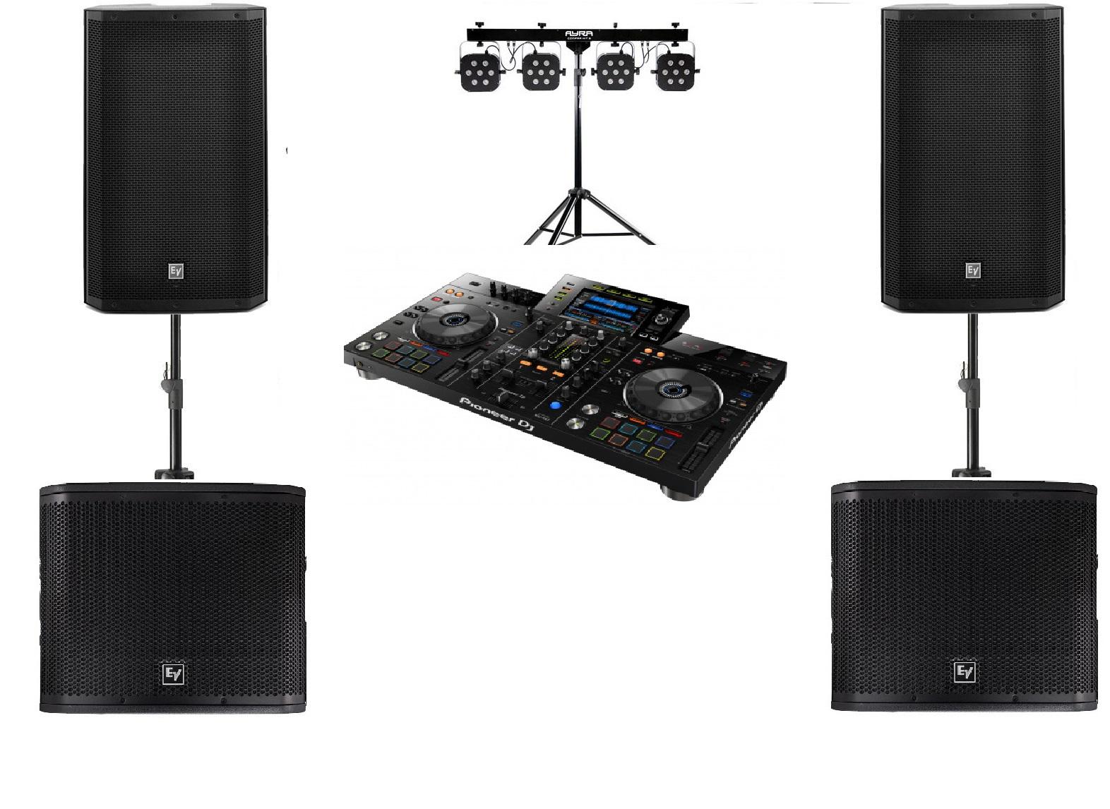DJ set FL