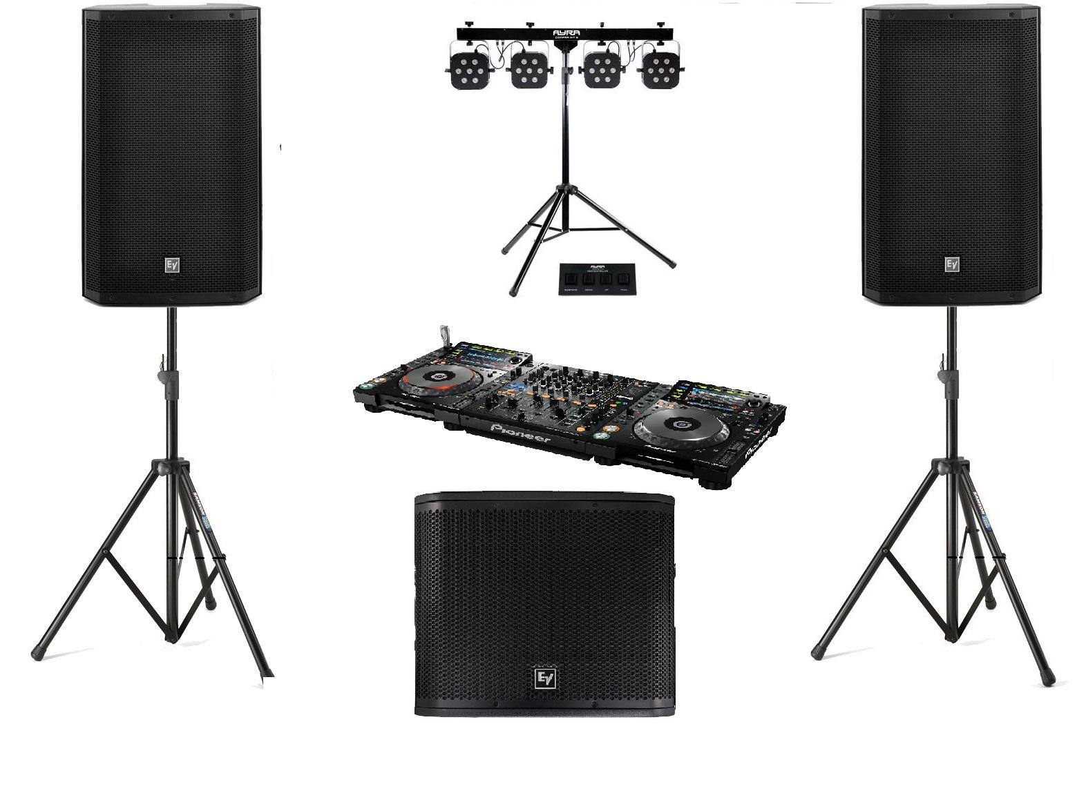 DJ set BL