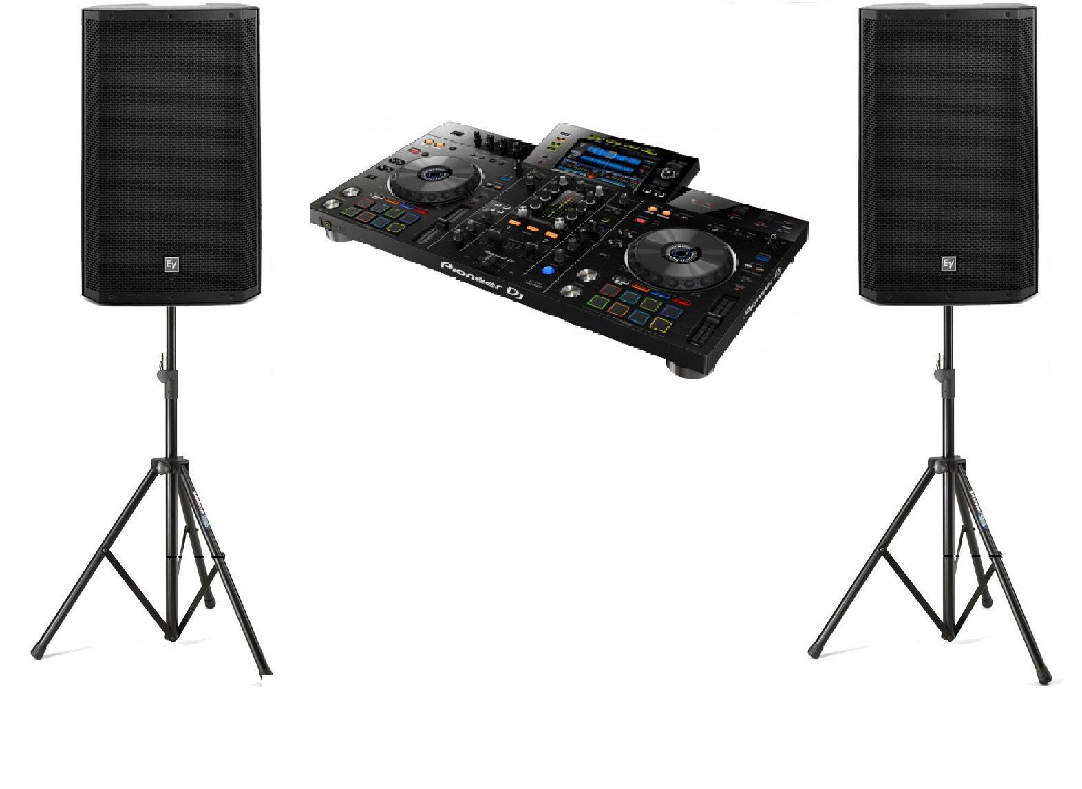 DJ set D