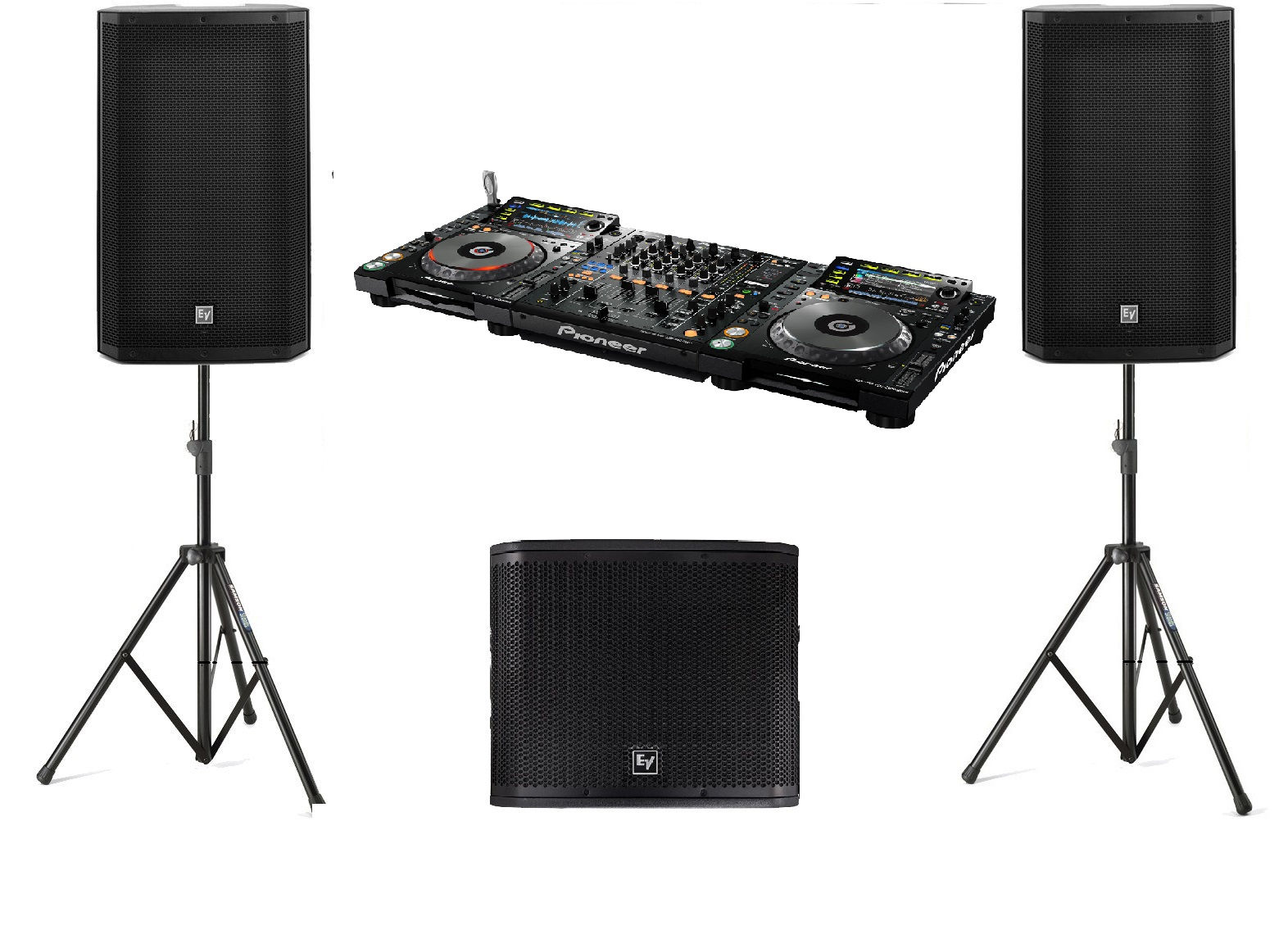 DJ set B