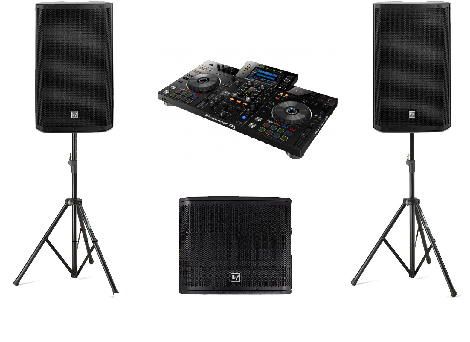 DJ set E