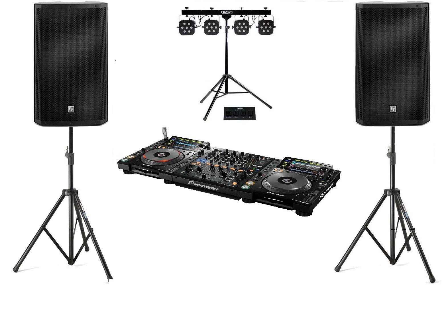 DJ set AL