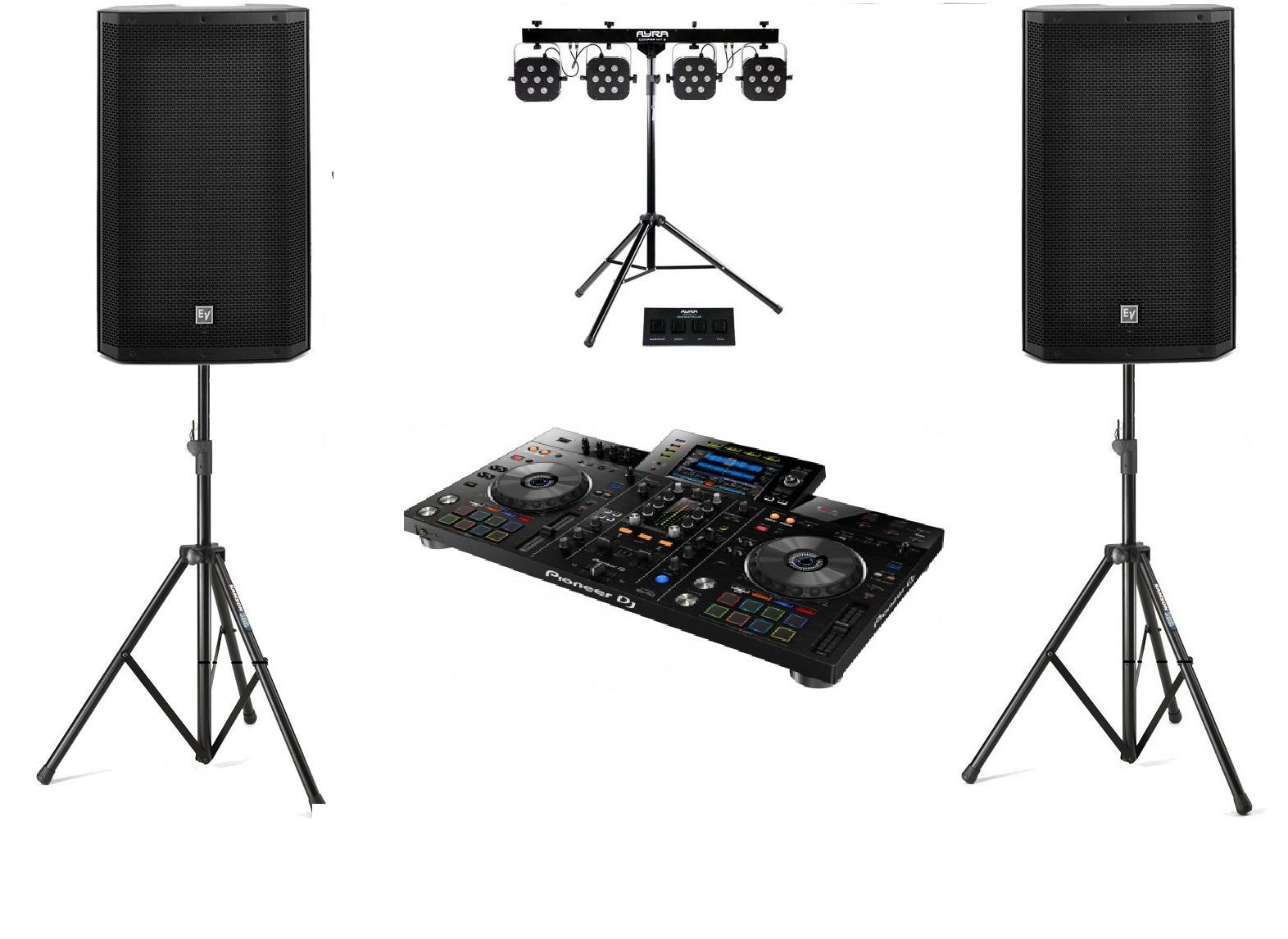 DJ set DL