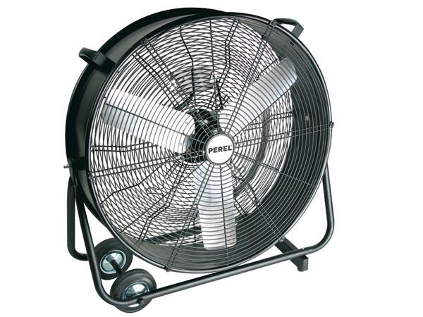 Ventilator tbv rookmachine