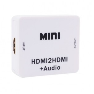 HDMI naar stereo audio extractor